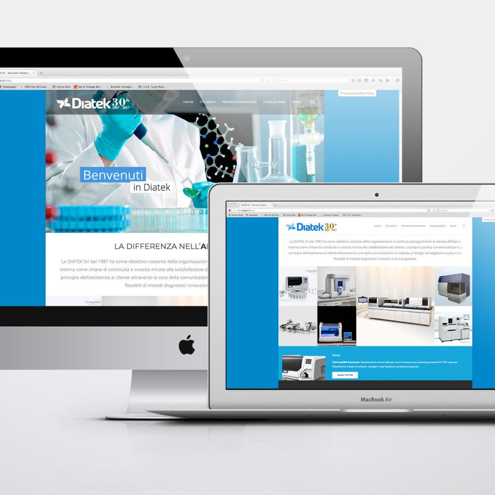 Sito Web Diatek