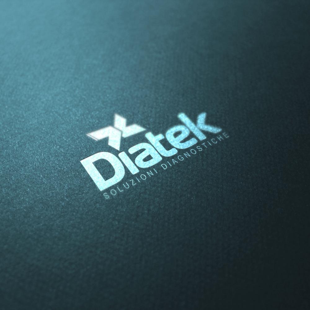 Restyling logo Diatek Srl
