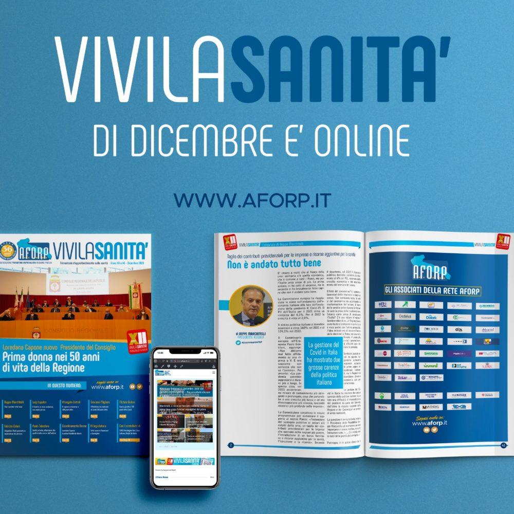 Periodico VivilaSanità Puglia